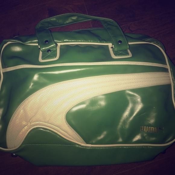 33685422d23 puma Bags   Travel Bag   Poshmark